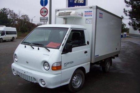 Грузовой автомобиль Hyundai Porter